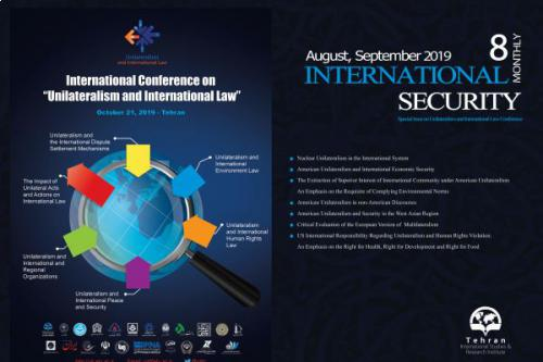 International security monthly - 8