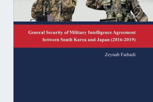 General Security of Military intelligence Agreement between South Korea and Japan