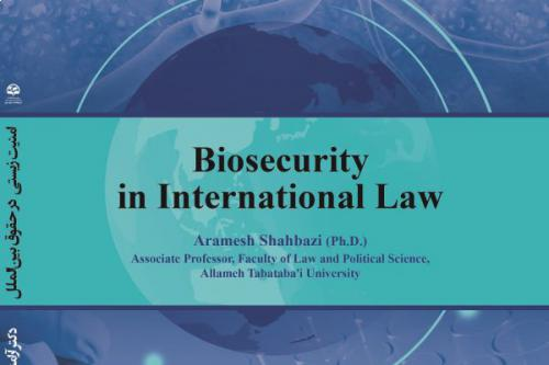 Biosecurity in International Law