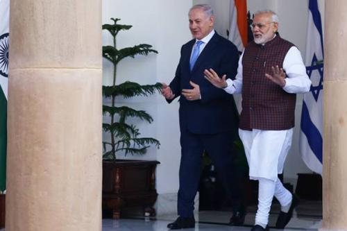 Relations Between India and the Zionist Regime Overshadowed by the Paradox of Strategic Homogeneity and Identity Heterogeneity